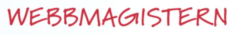webbmagistern